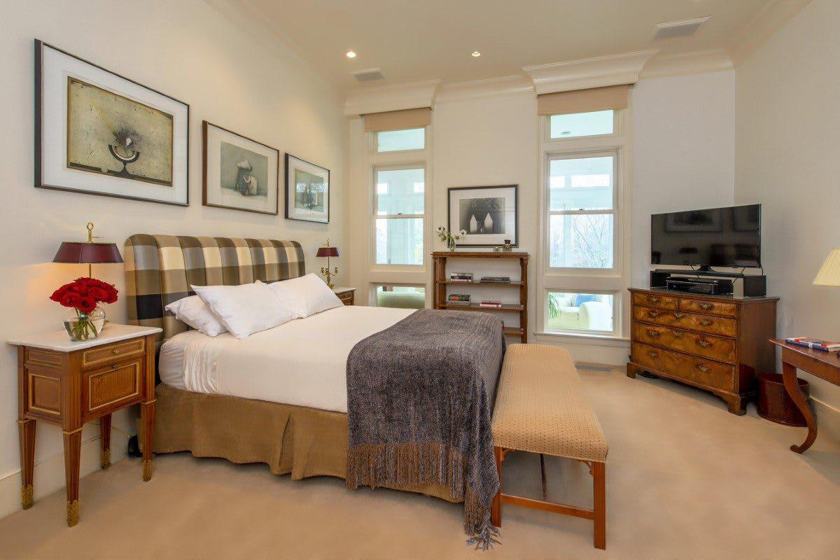 Connecticut Luxury Estate for Sale Salisbury CT Berkshires Bedroom