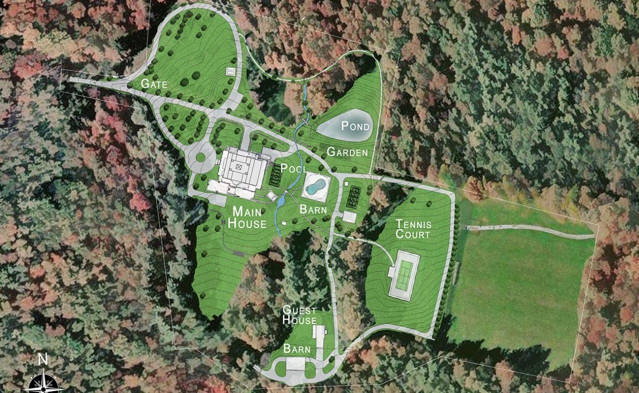Connecticut Luxury Estate for Sale Salisbury CT Berkshires Luxury Home Mansion 2