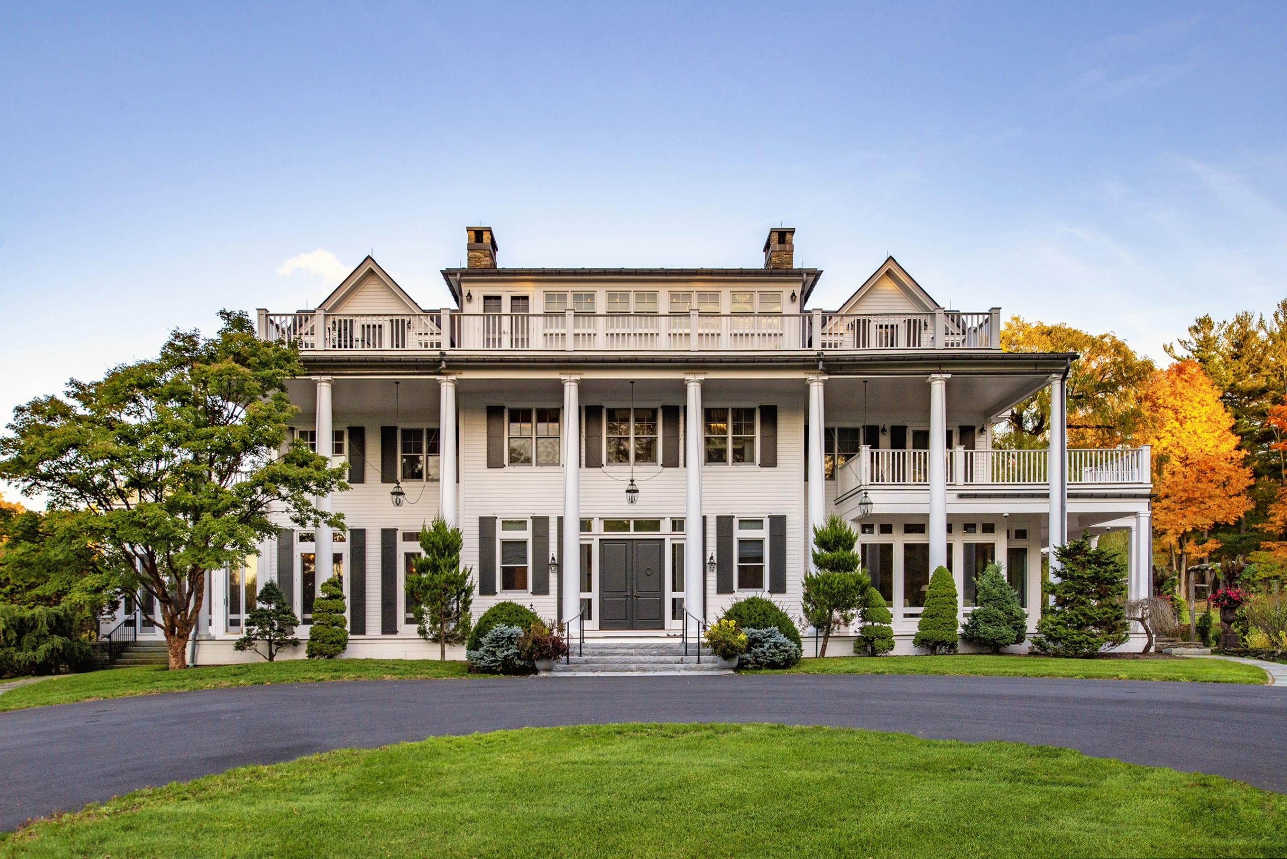 Connecticut Luxury Estate for Sale Salisbury CT