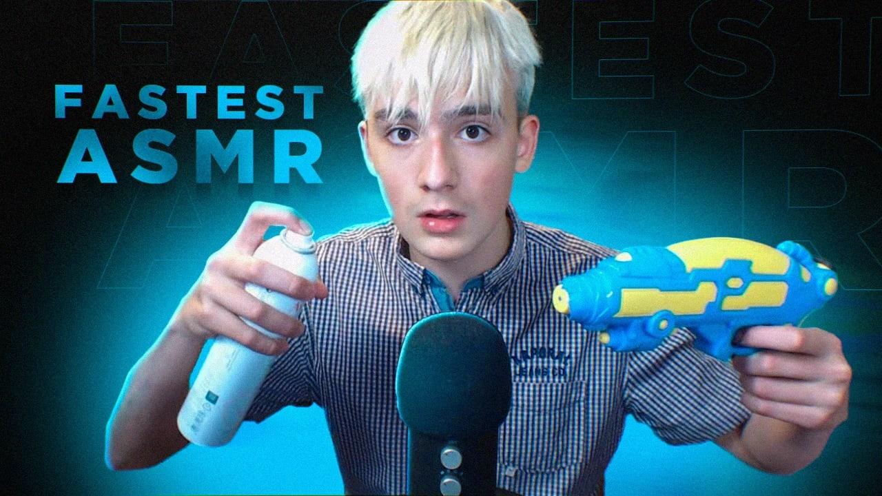 Tom ASMR - Thumbnail
