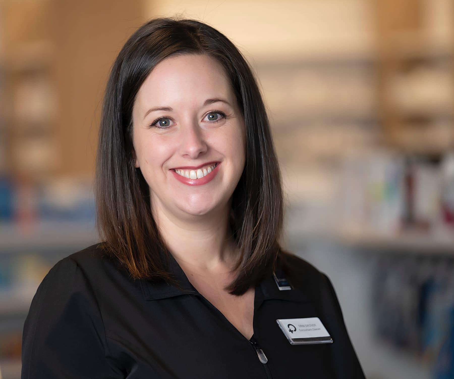 Erin Drover Health Consultant Moncton