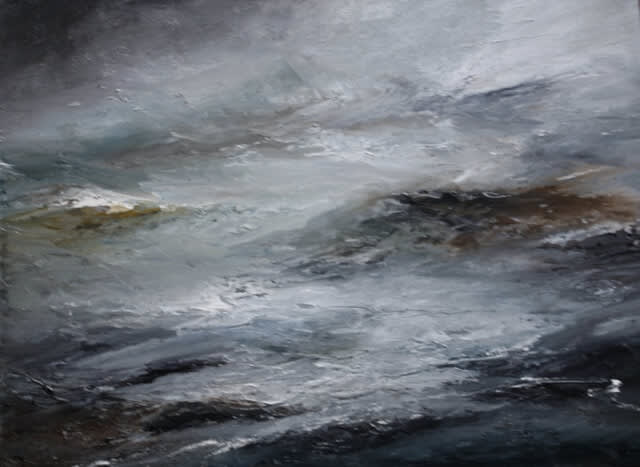 The Gale Thunders Over the Sea, 2011