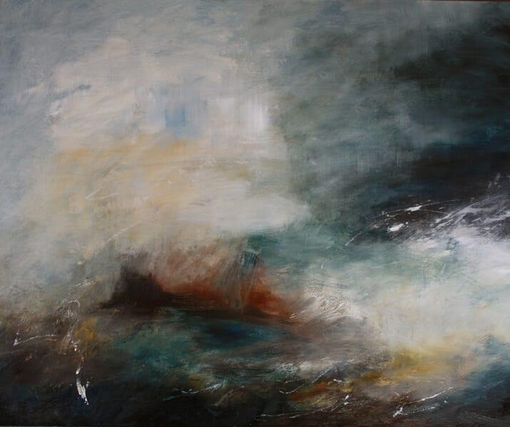Rain Clouds II, 2011