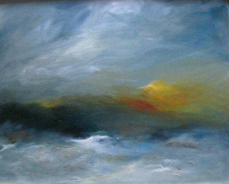 Last Light Over the Bay, 2011