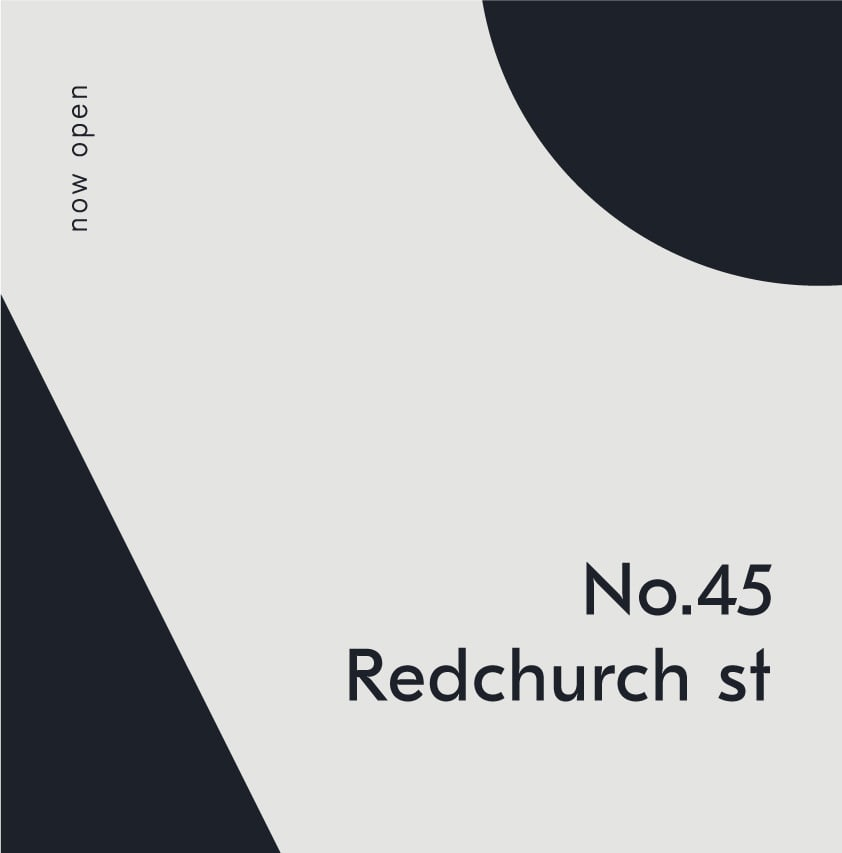 No.45 Redchurch St