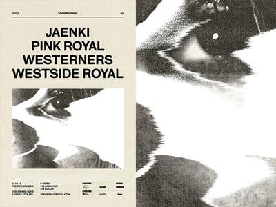 Jaenki pink royal
