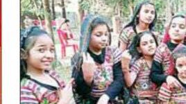 STUDENTS PARTICIPATED IN(DANCE INDIA DANCE)