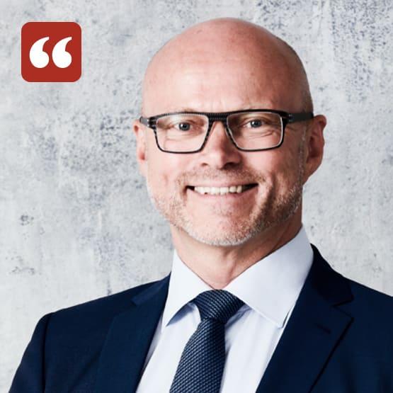 Ivan Noes, CEO DAVA Foods, Denmark