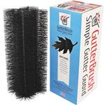 "GUTTERBRUSH LLC 5IN-6FT 4PK 18"" GUTTERBRUSH"
