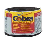 Cobra Rolled Ridge Vent