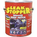 Black Leak Stopper Rubberized Roof Patch