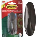 3M 17083BZ-AWES COMMAND OUTDOOR LRG BRZ HOOK