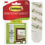 3M 17204-12ES CMND PIC HANG STRIP VP