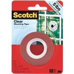 Scotch Clear Mounting Tape
