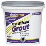 Simplegrout Pre-Mixed Tile Grout