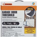 Garage Door Threshold