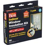 Do it Best Heat Shrink Film Window Kit