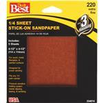 Do it Best 1/4 Sheet Stick-On Sanding Sheets