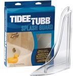 Tub And Shower Splash Guard