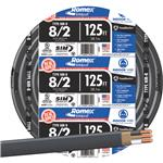 SOUTHWIRE 28893602 125' 8-2 NMW/G WIRE