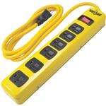 6-Outlet Metal Power Strip