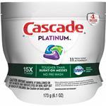 PROCTER & GAMBLE 97706 12CT CASCADE PLATNIUM