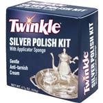 Twinkle Silver Polish Kit