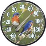 Bluebird Outdoor Wall Thermometer