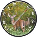 AcuRite Deer Indoor And Outdoor Thermometer