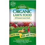 Espoma Organic All Season Lawn Fertilizer