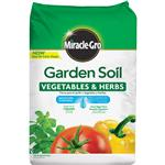 Miracle-Gro Vegetable & Herb Garden Soil
