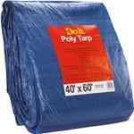 DYNATECH INTERNATIONAL INC. 705683 40X60 BLUE MED DUTY TARP