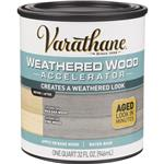 RUST-OLEUM 313835 QT WEATHERED WOOD STAIN