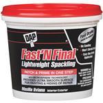 Fast 'N Final Patch & Prime Spackling