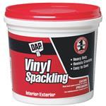 Interior And Exterior Vinyl Spackling Compound