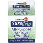 SureGrip All-Purpose Adhesive And Wall size