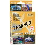 Tent And Multiuse Fabric Repair Kit
