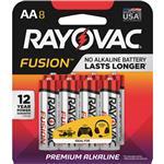 Rayovac Fusion AA Alkaline Battery