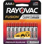 Rayovac Fusion AAA Alkaline Battery