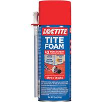 LOCTITE TITE FOAM Insulating Sealant