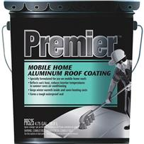Premier 525 Mobile Home Aluminum Roof Coating
