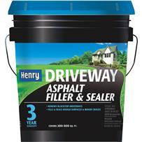Henry 175 Driveway Asphalt Filler & Sealer