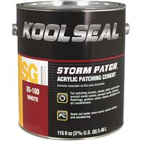 Kool Seal Storm Patch White Acrylic Patching Cement