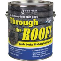 Through the Roof! Cement & Patching Sealant