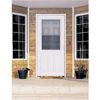Larson Lifestyle MULTI-VENT Full View DuraTech Storm Door