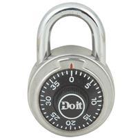 Do it Combination Lock Padlock
