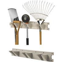 Suncast 2' Tool Hanger Long Handle Tool Rack