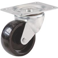 Polypropylene General Duty Swivel Plate Caster