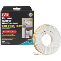 Do it Best X-Treme Rubber Weatherseal Tape