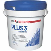 Sheetrock Plus 3 Pre-Mixed Lightweight All-Purpose Drywall Joint Compound
